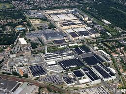 Mercedes investit 1.5 milliard d'euros dans son usine de Sindelfingen