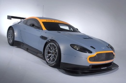 Aston Martin Vantage GT2 : for your eyes only (et pour la piste aussi)