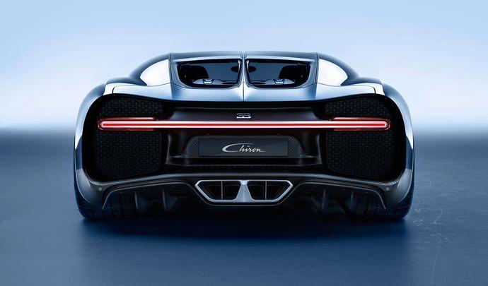 La prochaine Bugatti sera hybride