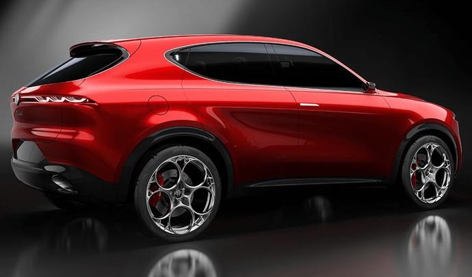 Alfa Romeo : un cousin du Peugeot e-2008 d'ici 2022