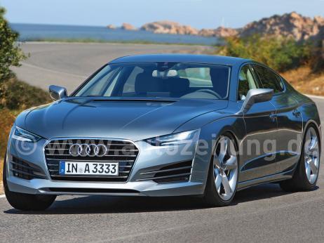 Une super Audi A9 en préparation?