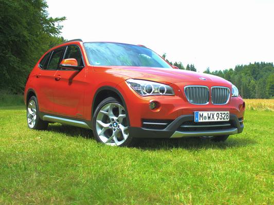 BMW X1 : un lancement pour l'été 2015 ?