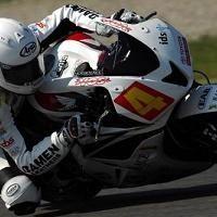 Superstock 600 - Assen: Gino Rea en rigole encore