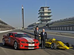 Chevrolet de retour en IndyCar dès 2012!