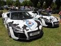 Photos du jour : Audi R8 V10 Spider (Le Mans)