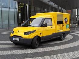 La Deutsche Post s'équipe de vans survoltés