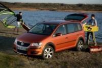 Volkswagen CrossTouran : officielle