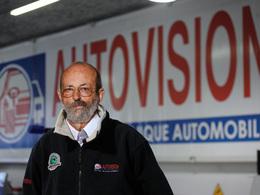 Autovision partenaire du Pescarolo Team