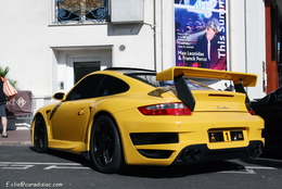 Photos du jour : Porsche 997 Turbo kit Techart GT Street