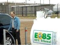 Canada : l'E85 reçoit un coup de pouce financier. General Motors Canada est satisfait.