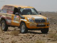 Rallye Aïcha des Gazelles: Le n°103 premier du Challenge Brink's