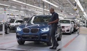 BMW pourrait faire plus de SUV en Chine pour éviter les taxes américaines