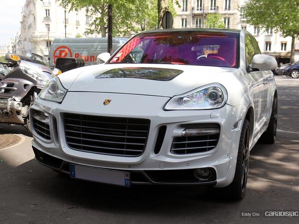 Photos du jour : Porsche Cayenne Tuning