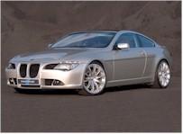 Hartge H6. 550 ch pour la BMW Série 6
