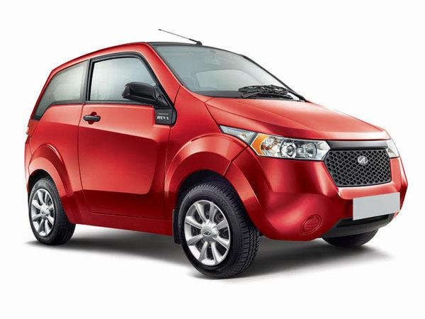 Mahindra lance son nouveau véhicule électrique en Inde : l'e2o