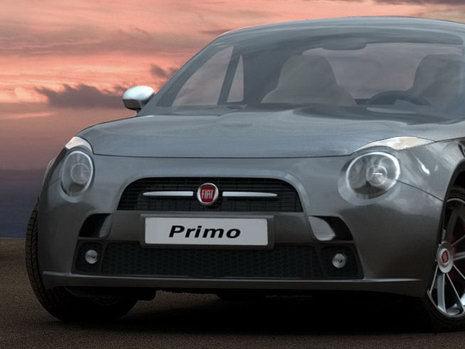 Design - Jolie Fiat Primo