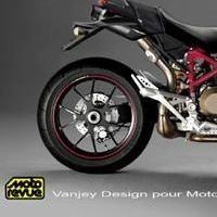 Ducati: Une autre idée du Monster nouveau.