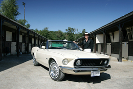 La minute du propriétaire : « Ford Mustang Convertible - Easy Rider »