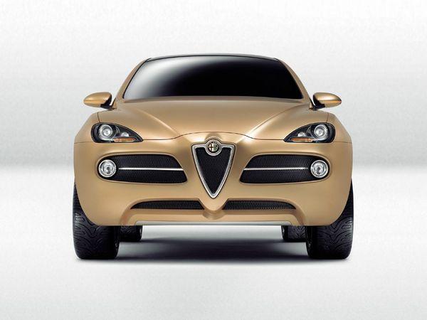 Le premier et puissant SUV Alfa Romeo arrivera en 2016