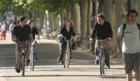 Cyclistes à Strasbourg : c'est parti pour le test Tourne à droite !
