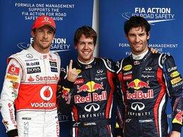 F1 Brésil - qualification : 15eme pole pour Vettel, un presque record