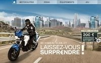 BMW: jeu concours et remise sur la gamme 800