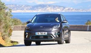 Kia propose le SUV électrique e-Niro à 47 € par mois
