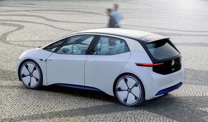 Volkswagen prévoirait un crossover électrique à18000€