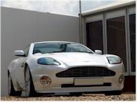 Photo du jour : Aston Martin V12 Vanquish