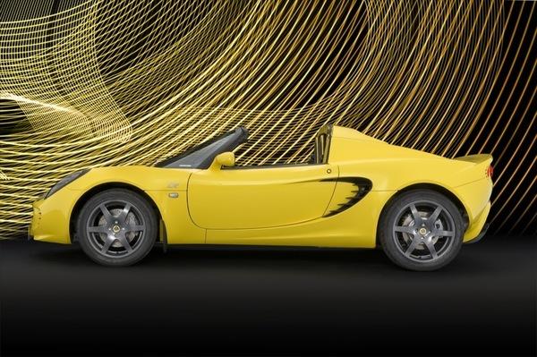 Francfort 2009 : une Lotus Elise Club Racer Édition Spéciale pour nouveauté