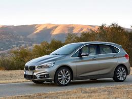 40 % des ventes de BMW Group seront des tractions en 2020