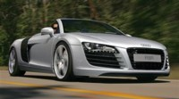 Audi R8: la solution targa?