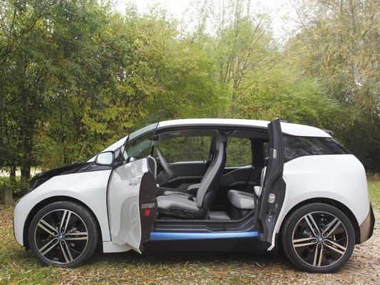 Une BMW i3 à pile à combustible dans les cartons ?