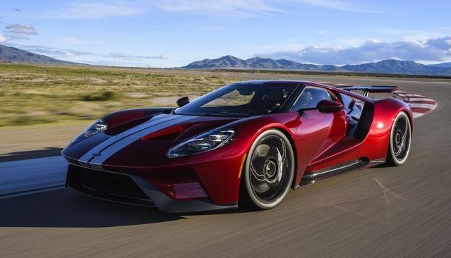 Ford : certains clients de la GT devront être patients
