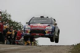 WRC Argentine final : Solberg rate la dernière marche, Loeb squatte la première