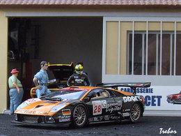 1/43ème - LAMBORGHINI Murcielago FIA-GT