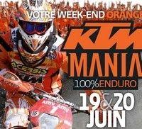 KTM Mania 2010 : les 19 et 20 juin prochain.