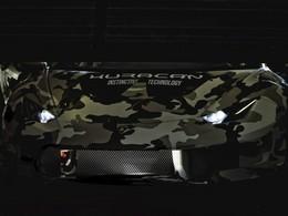 Lamborghini tease l'Huracán Super Trofeo en vidéo