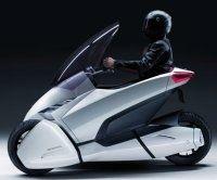 Concept :  Honda 3R-C sur le salon de Genève 2010
