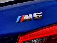 Une BMW M5 survoltée en préparation ?