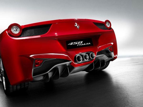 Future Ferrari 458 Monte Carlo: les commandes (déjà) ouvertes
