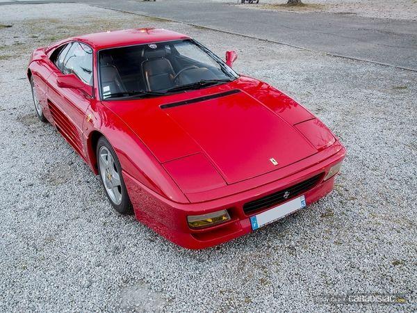 Photos du jour : Ferrari 348 TB (Exclusive Drive)