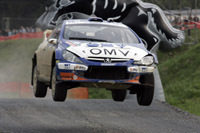 """WRC """"Constructeurs 2"""": OMV et Bozian vainqueurs"""