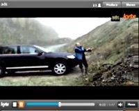 Pub Vidéo : Le VW Touareg sans hypocrisie !