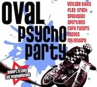 Oval Psycho Party 2015: 4 et 5 juillet à Mâcon