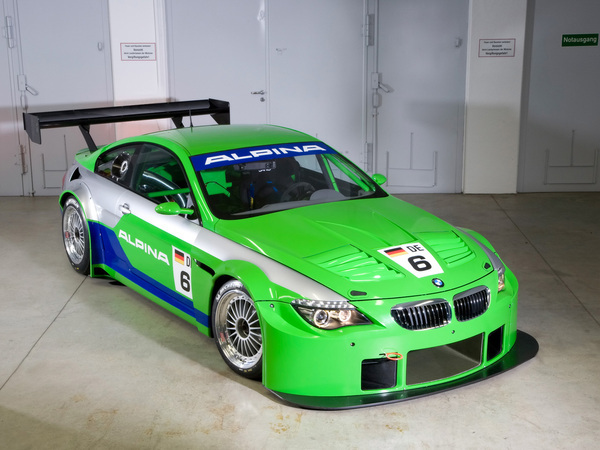 Réveil Auto : l'Alpina B6 GT3 dévore le Ring [Vidéo]