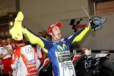 MotoGP - Grand Prix du Qatar: incroyable mais vrai version Rossi