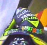 Vidéo moto : un petit tour avec Rossi