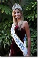 Miss France a troqué sa 206 contre une 307