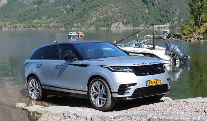 Essai vidéo - Land Rover Ranger Rover Velar : cash-cache